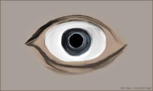 Eye Painting Draft