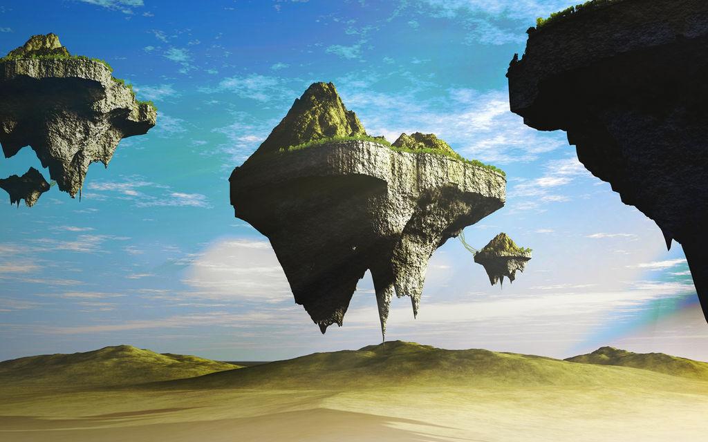 Vue Avatar Mountains WIP