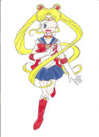 Sailor Moon by animequeen20012003