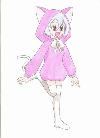Neko-chan by animequeen20012003