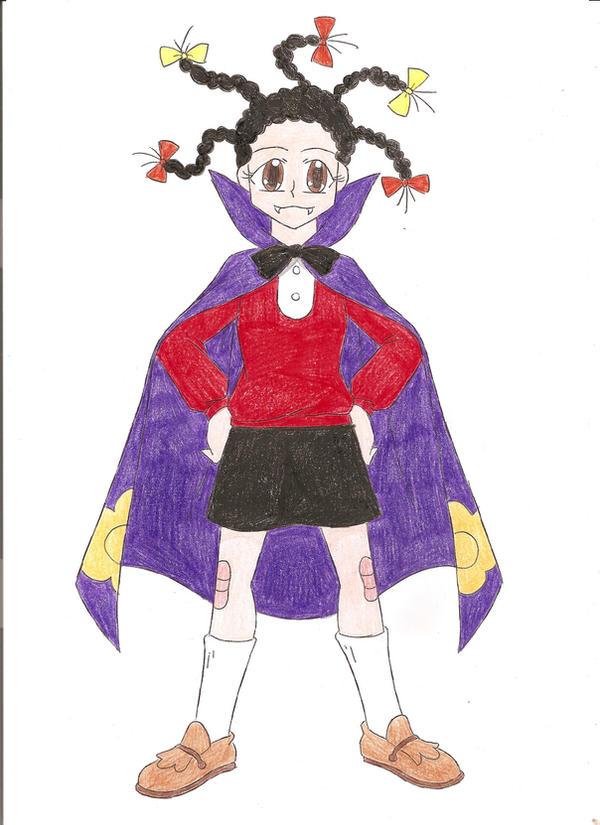 Mona the Vampire by animequeen20012003 on DeviantArt Mona The Vampire