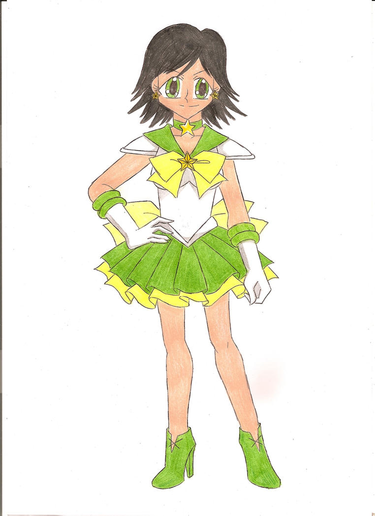 Sailor Buttercup by animequeen20012003