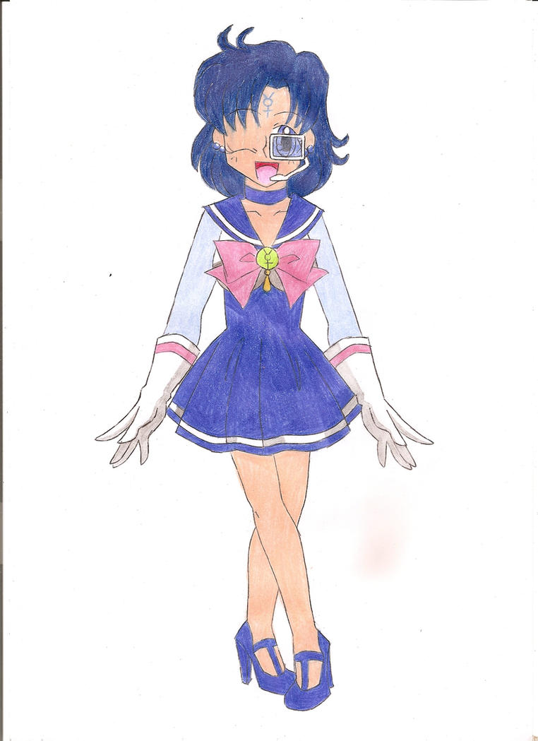 Sailor Senshi Fuku Contest by animequeen20012003