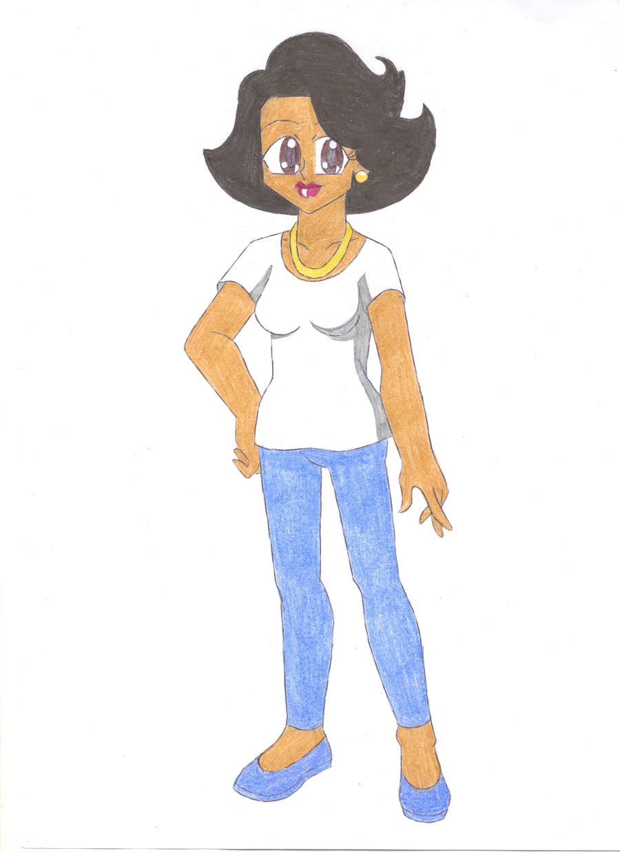 Donna Tubbs by animequeen20012003