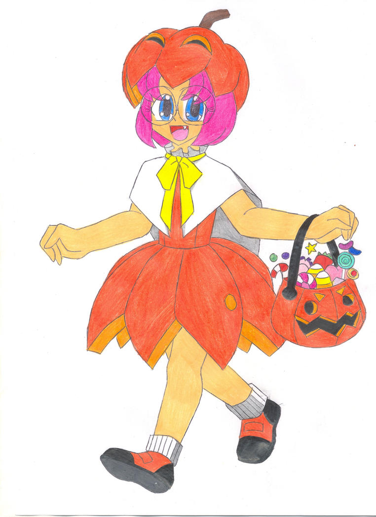 Contest: Pumpkin Bumpkin by animequeen20012003