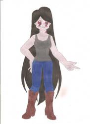 Marceline the Vampire Queen by animequeen20012003