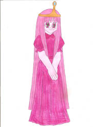 Princess Bubblegum by animequeen20012003