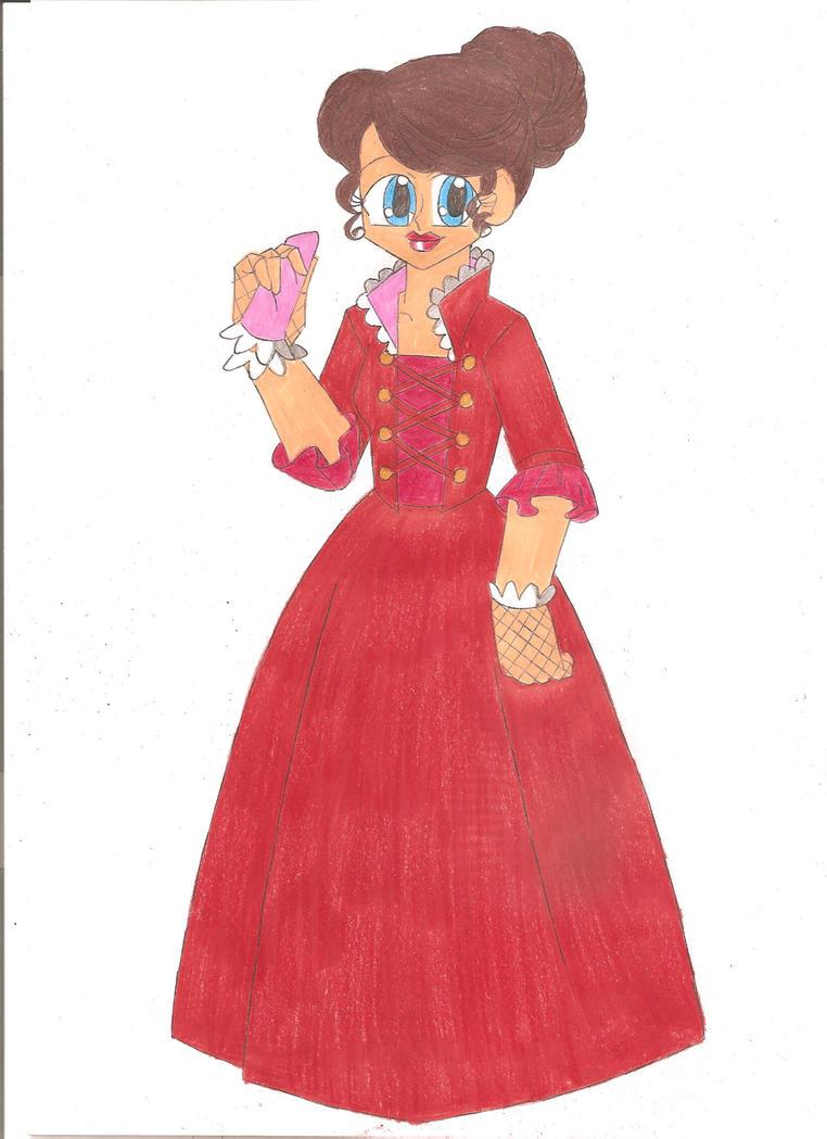 Irene Adler by animequeen20012003