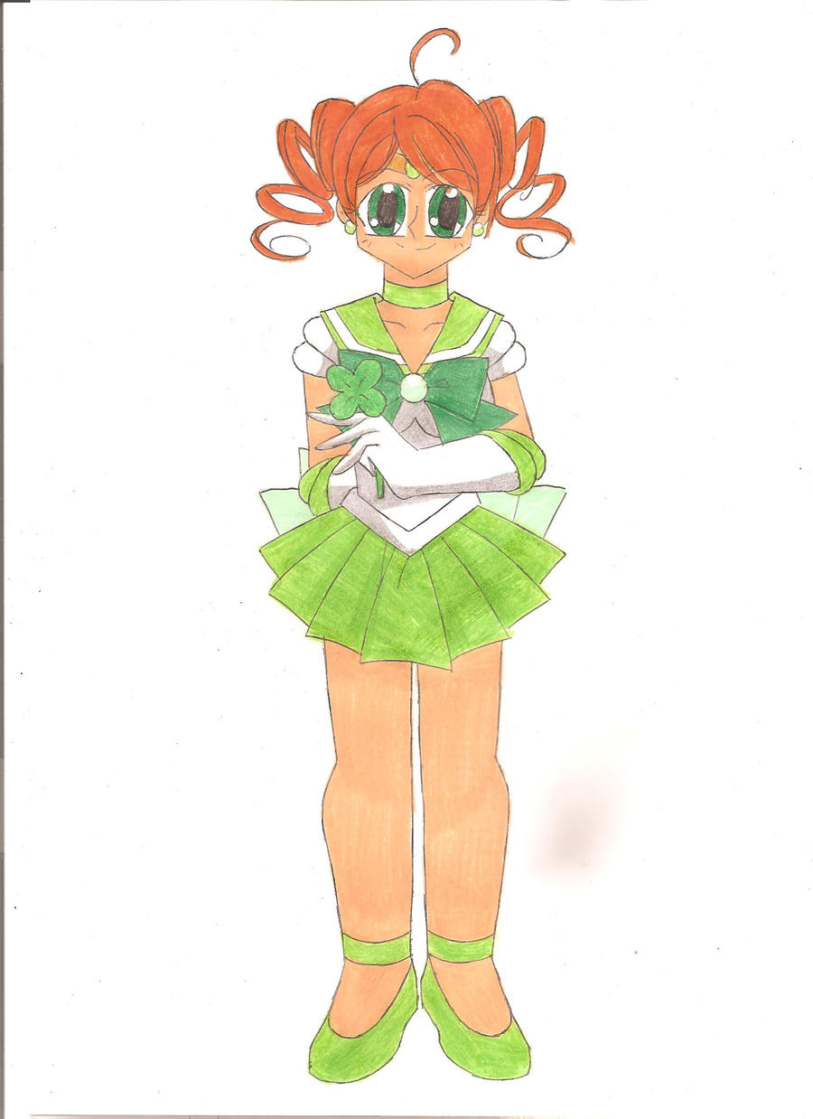 Sailor St. Patrick by animequeen20012003