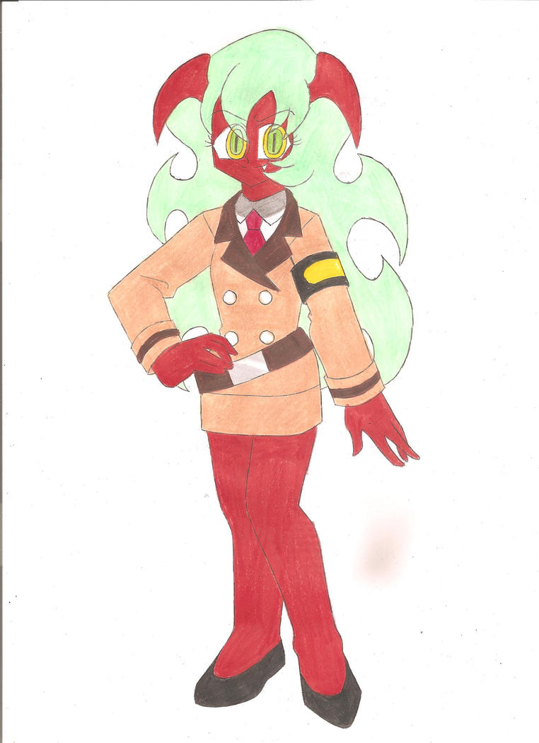 Scanty Demon by animequeen20012003