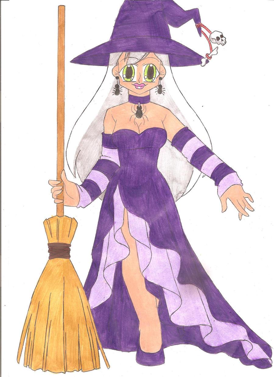 Challenge 9: Halloween by animequeen20012003