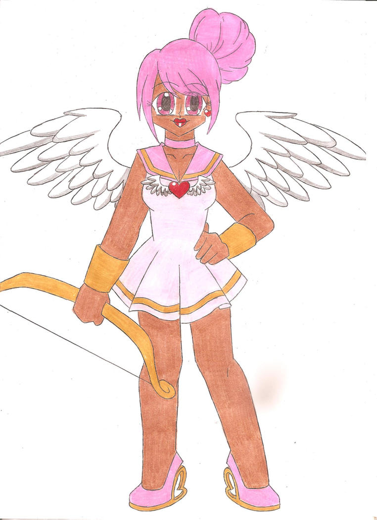 Sailor Cupid by animequeen20012003