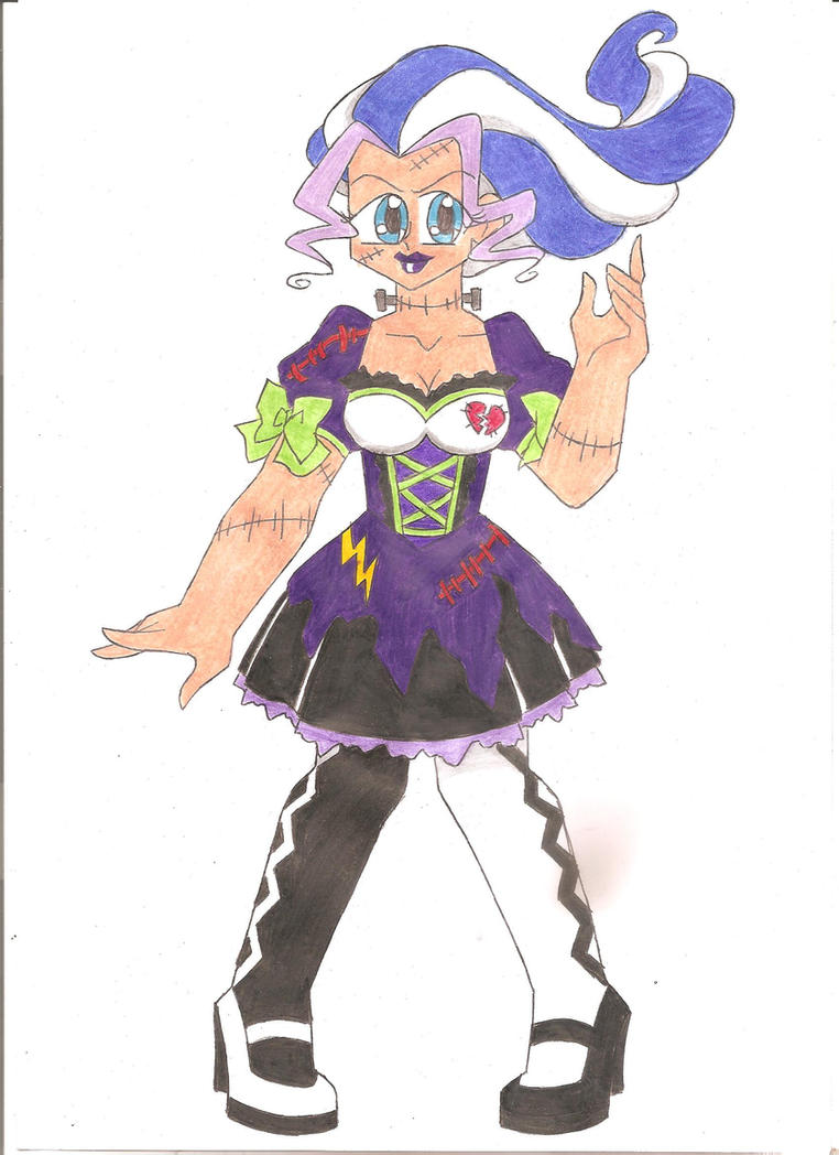 Contest: FanArt-4-All Halloween by animequeen20012003