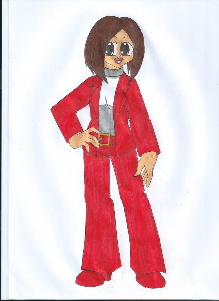 Sabrina Duncan by animequeen20012003