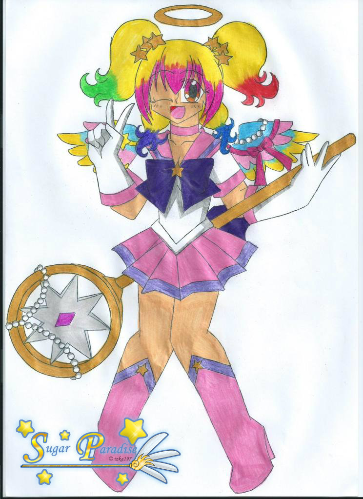 Contest: Sugar Paradise Outfit Design 2 by animequeen20012003