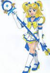 Birthday Gift Art: Sailor Celestial by animequeen20012003