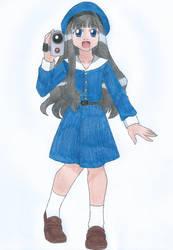 Tomoyo Daidouji by animequeen20012003
