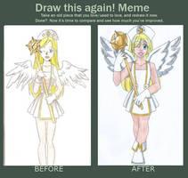 Draw This Again: Celestia