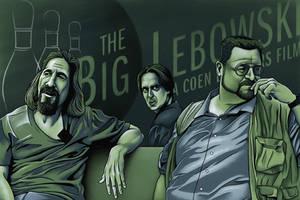 The Big Lebowski by dhil36