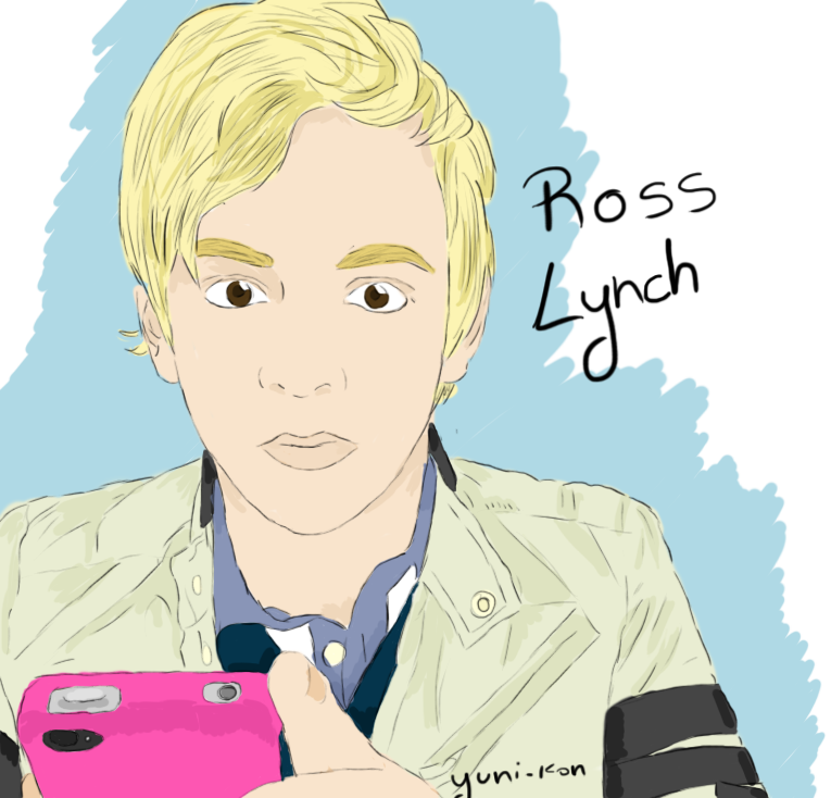 ross lynch coloring pages - photo#11