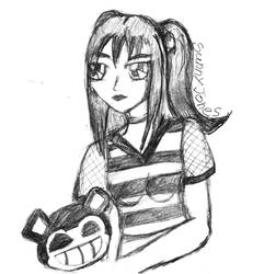 Sketch 4 Maggie by Sunnyjones