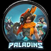 Paladins Game Icon [512x512]
