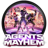 Agents Of Mayhem Game Icon [512x512]