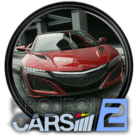 Project Cars 2 Game Icon [512x512] - 2