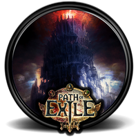 Path of Exile Game Icon [512x512] - 2