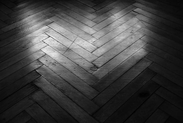 Dark Parquet Flooring by kendravixie