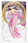 Dance - Lineart by Hira--Akami