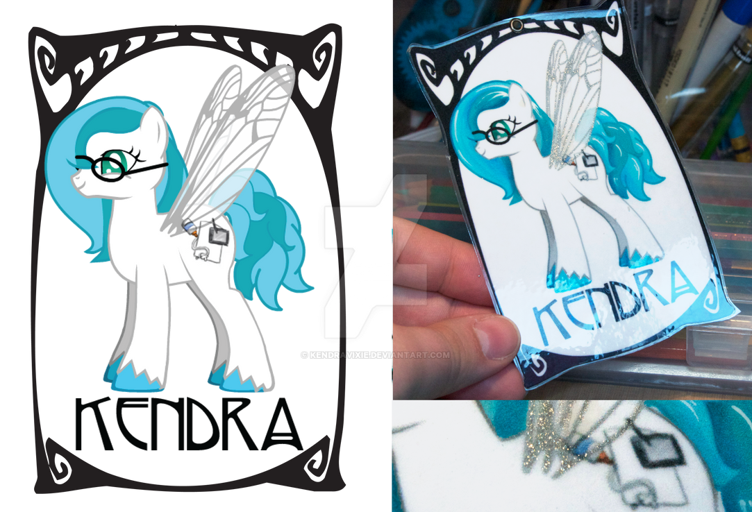 Kendra MLP Badge by kendravixie
