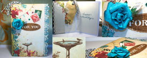 Card: For You (Card and Bookmark Combo)