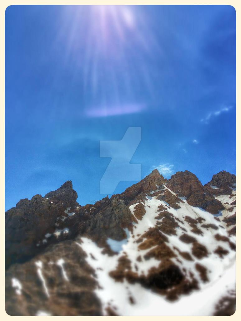 Ruapehu - Sunshine by kendravixie