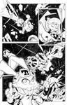 Bucky O'Hare Page 01