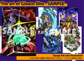 The art of Glauco Silva