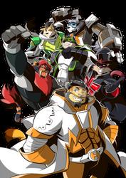 Super Sentai Furry