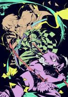 Fanart Demons Slayer Kimetsu no Yaiba