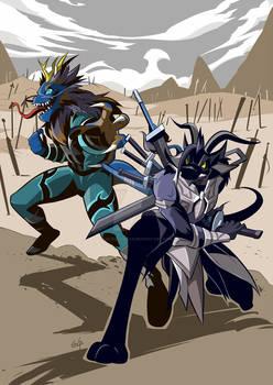 Commission Kouraku and Houjin