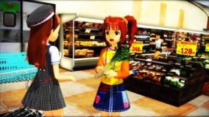 Supermarket, Yayoi Knows Best