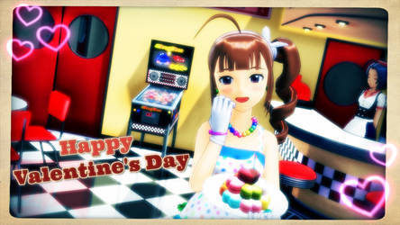 Nao's Valentine's Day by AsrialTerra