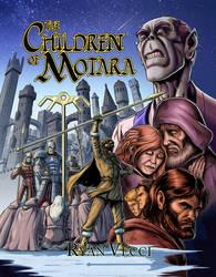 The Children of Motara - Cover