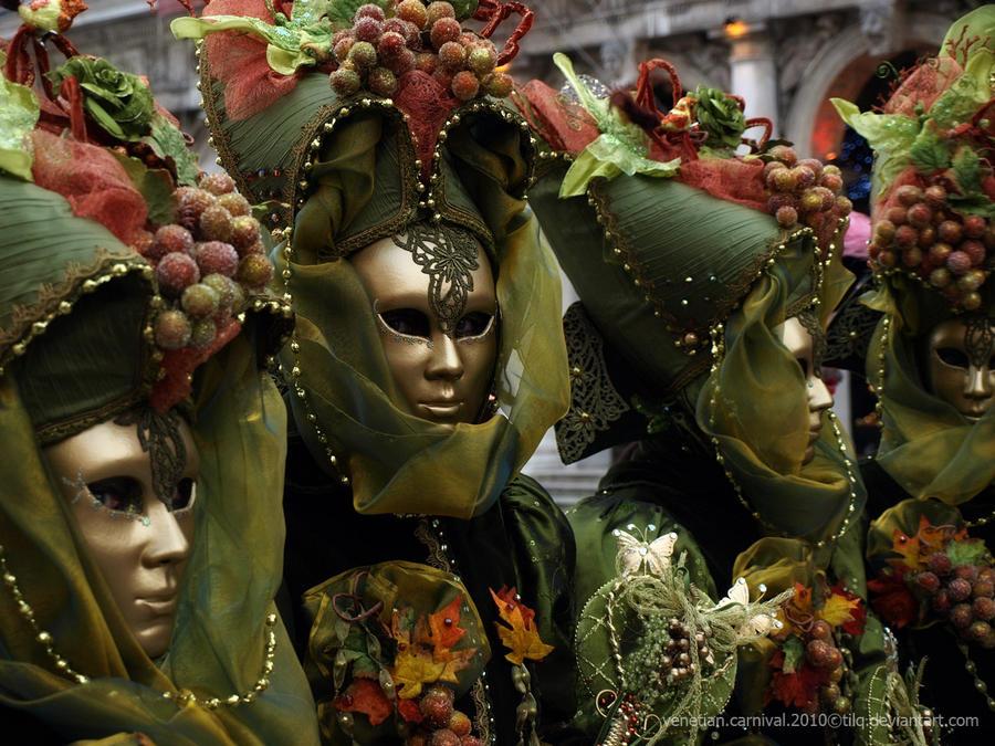 Venetian Carnival III by tilq