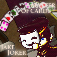 Jake Joker l Master Of Cards by MikaMori