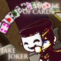 Jake Joker l Master Of Cards by MikaMori