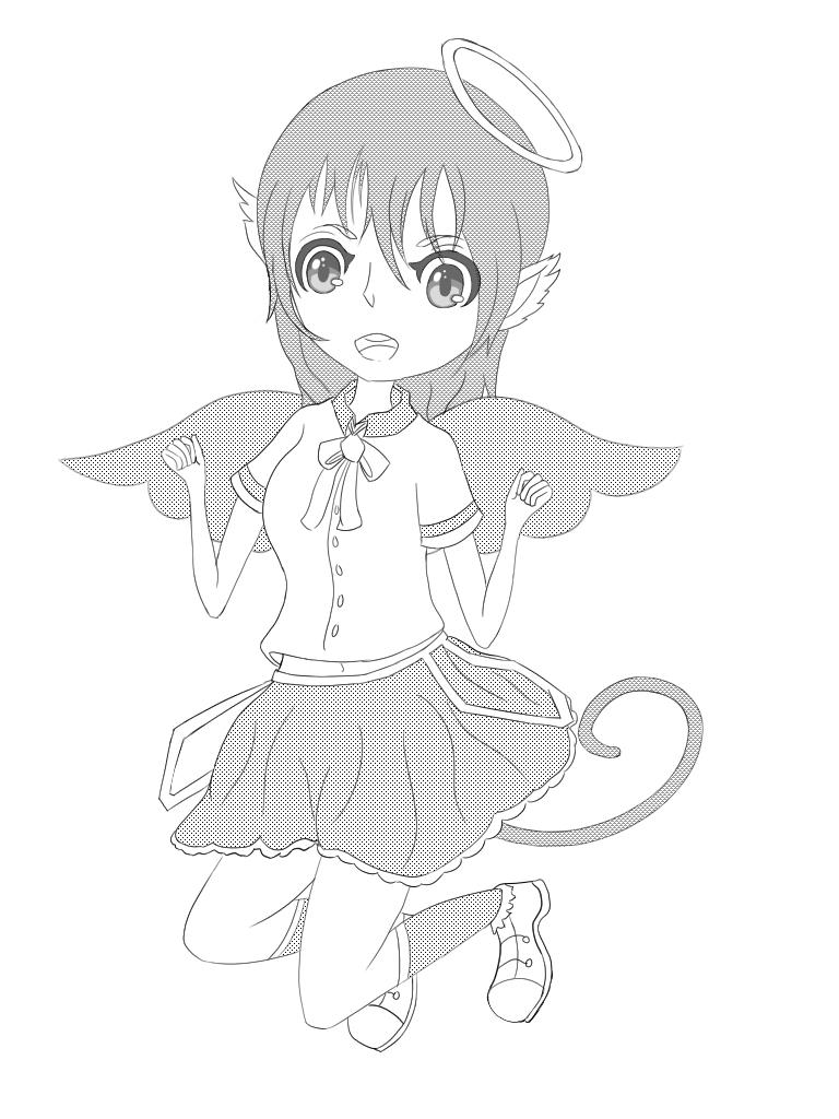 Random Draw by MikaMori
