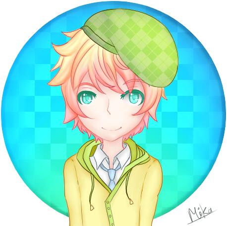 Shouen Boy by MikaMori