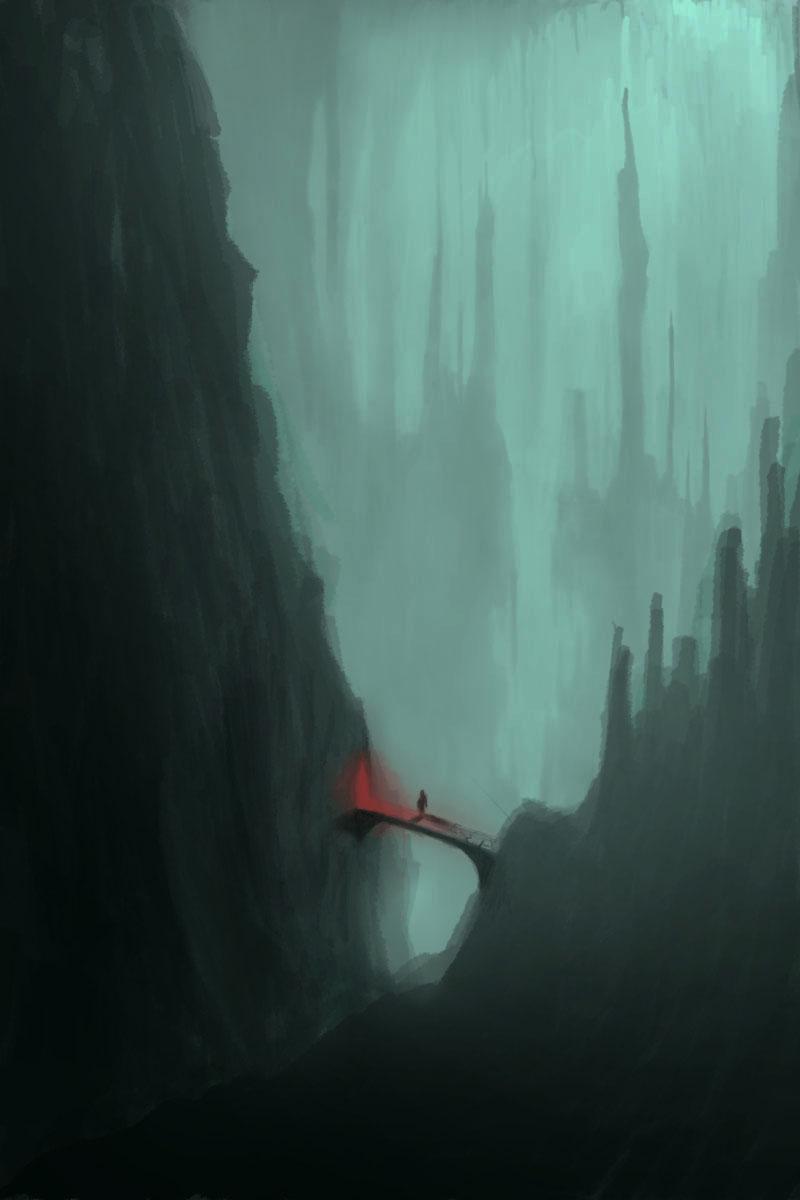 The Cavern by jordangrimmer