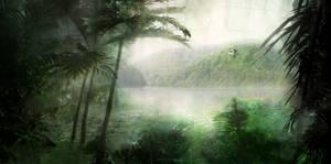 The Swampland by jordangrimmer
