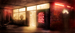 Derelict Cafe
